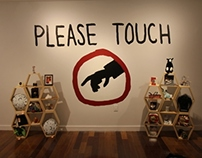 Please Touch: An Illustration Pop-Up Shop