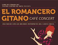 Romancero Gitano: Afiche & Adaptación Web