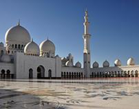 Sheikh Zayed Mosque, Abu Dhabi, 2013