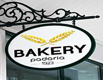 Logo Padaria (Projeto Acadêmico)