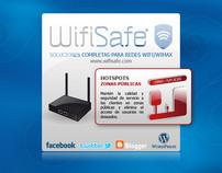 WifiSafe Hotspot para zonas públicas