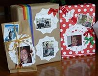 Envolviendo regalos creativos!