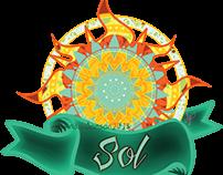 Sun/Moon Tattoo Designs