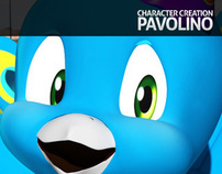 Pavolino - 3D Character Creation