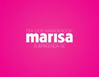 Dia dos namorados Marisa
