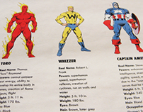 Timely Comics' Golden Age of Superheroes