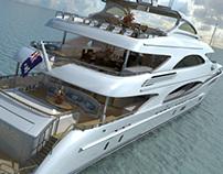 Yacht Exteriors