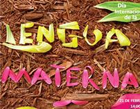 Carteles Día Internacional de la Lengua Materna