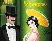 Schweppes Edição Histórica 230 anos