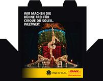 DHL Partner Brand, Cirque du Soleil