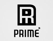 Prime logotype, identity & web