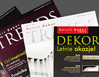 Promotional publications - printed newsletters