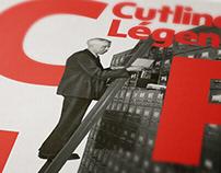 Cutline / Poster / Identity Design