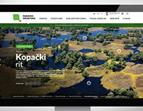 National Parks portal