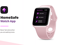HomeSafe - Watch App