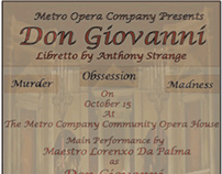 Poster for a Concert