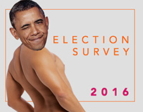 Jack'd Election Survey 2016