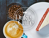 Duke Cafe (Logo & branding)