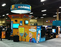 Evisions | Trade Show Booth Design