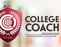 College Coach - Logo Design