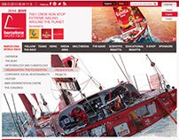 "Barcelona World Race web ""Race mode"""