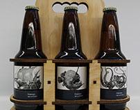 Mare Nostrum's Beer Package Design