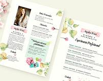 Angélica Torres - Curriculum Vitae