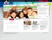 Ottawa Area ISD Website Design
