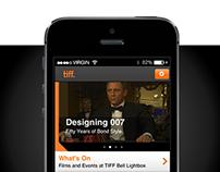 Toronto International Film Festival Mobile App