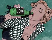 Drink up me hearties, yoho!