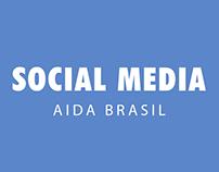 Social Media   Aida Brasil
