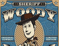 Sherrif Woody T-shirt