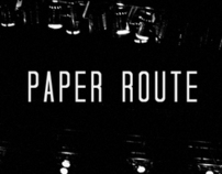 Paper Route – Absence Live 2010