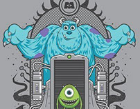 Monsters Inc. T-shirt