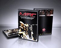 Encarte DVD Maceió Fighting