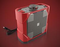 Victorinox Heater