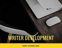 Junior Writer Development