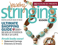 Jewelry Stinging magazine
