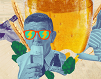 Mergulho na Cerveja