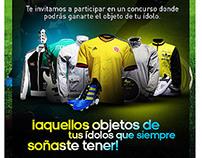 Adidas - Objetos de Pasión