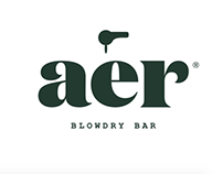 aer blowdry bar | London