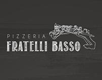 Pizzeria Fratelli Basso _ Menù da esterno
