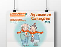Aquecendo Corações 2015 - Supergasbras