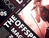 Rock Flyer / Poster 6