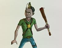 Character designing NoX