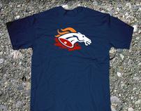 NFL Logo Parody T-Shirts