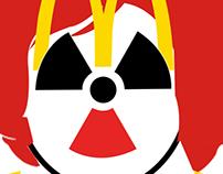 mcdonalds radiactivo