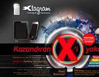 XTB XTAGRAM Landing Page