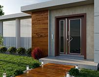 Exterior Door - Catalog Work