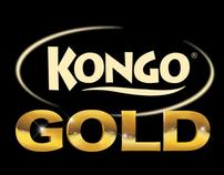 Logotype Kongo GOLD